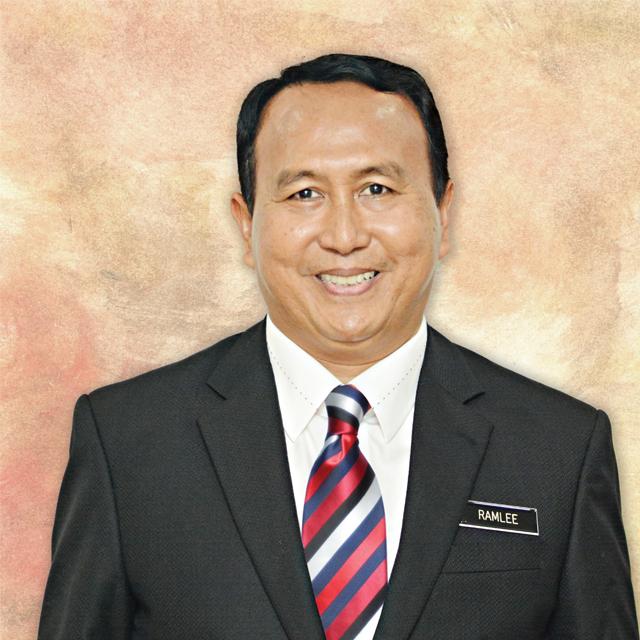 Y.Bhg. Tuan Haji Ramlee bin Haji A. Rahman